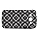 Modern Dots In Squares Mosaic Black White Samsung Galaxy Ace 3 S7272 Hardshell Case View1