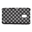 Modern Dots In Squares Mosaic Black White Nokia Lumia 620 View1