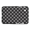 Modern Dots In Squares Mosaic Black White Samsung Galaxy Tab 2 (7 ) P3100 Hardshell Case  View1