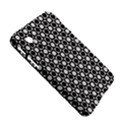 Modern Dots In Squares Mosaic Black White Samsung Galaxy Tab 2 (7 ) P3100 Hardshell Case  View5