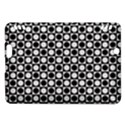 Modern Dots In Squares Mosaic Black White Kindle Fire HDX Hardshell Case View1