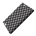 Modern Dots In Squares Mosaic Black White Kindle Fire HDX 8.9  Hardshell Case View4