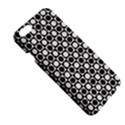 Modern Dots In Squares Mosaic Black White Apple iPhone 6 Plus/6S Plus Hardshell Case View5