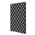 Modern Dots In Squares Mosaic Black White iPad Air 2 Hardshell Cases View3