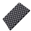 Modern Dots In Squares Mosaic Black White iPad Air 2 Hardshell Cases View4