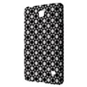 Modern Dots In Squares Mosaic Black White Samsung Galaxy Tab 4 (7 ) Hardshell Case  View2