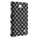 Modern Dots In Squares Mosaic Black White Samsung Galaxy Tab 4 (7 ) Hardshell Case  View3