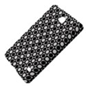 Modern Dots In Squares Mosaic Black White Samsung Galaxy Tab 4 (7 ) Hardshell Case  View4