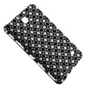 Modern Dots In Squares Mosaic Black White Samsung Galaxy Tab 4 (7 ) Hardshell Case  View5