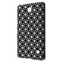 Modern Dots In Squares Mosaic Black White Samsung Galaxy Tab 4 (8 ) Hardshell Case  View2