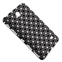 Modern Dots In Squares Mosaic Black White Samsung Galaxy Tab 4 (8 ) Hardshell Case  View5