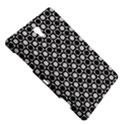 Modern Dots In Squares Mosaic Black White Samsung Galaxy Tab S (8.4 ) Hardshell Case  View5