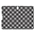 Modern Dots In Squares Mosaic Black White Samsung Galaxy Tab S (10.5 ) Hardshell Case  View1