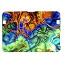 Abstract Fractal Batik Art Green Blue Brown Kindle Fire HD 8.9  View1