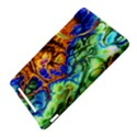 Abstract Fractal Batik Art Green Blue Brown Nexus 7 (2012) View4