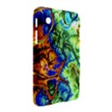 Abstract Fractal Batik Art Green Blue Brown Samsung Galaxy Tab 2 (7 ) P3100 Hardshell Case  View2