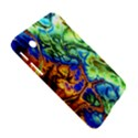 Abstract Fractal Batik Art Green Blue Brown Samsung Galaxy Tab 2 (7 ) P3100 Hardshell Case  View5