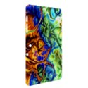 Abstract Fractal Batik Art Green Blue Brown Samsung Galaxy Tab 2 (10.1 ) P5100 Hardshell Case  View2
