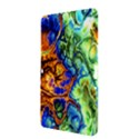 Abstract Fractal Batik Art Green Blue Brown Samsung Galaxy Tab 2 (10.1 ) P5100 Hardshell Case  View3