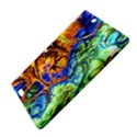 Abstract Fractal Batik Art Green Blue Brown Kindle Fire HDX 8.9  Hardshell Case View4