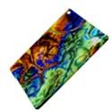 Abstract Fractal Batik Art Green Blue Brown iPad Air 2 Hardshell Cases View4