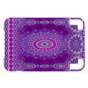 India Ornaments Mandala Pillar Blue Violet Kindle 3 Keyboard 3G View1