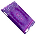 India Ornaments Mandala Pillar Blue Violet Apple iPad 2 Hardshell Case (Compatible with Smart Cover) View5