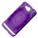 India Ornaments Mandala Pillar Blue Violet Samsung Ativ S i8750 Hardshell Case View4