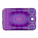 India Ornaments Mandala Pillar Blue Violet Samsung Galaxy Note 8.0 N5100 Hardshell Case  View1