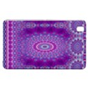 India Ornaments Mandala Pillar Blue Violet Samsung Galaxy Tab Pro 8.4 Hardshell Case View1
