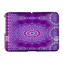 India Ornaments Mandala Pillar Blue Violet Amazon Kindle Fire (2012) Hardshell Case View1