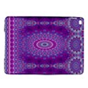 India Ornaments Mandala Pillar Blue Violet iPad Air 2 Hardshell Cases View1