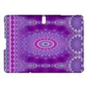 India Ornaments Mandala Pillar Blue Violet Samsung Galaxy Tab S (10.5 ) Hardshell Case  View1