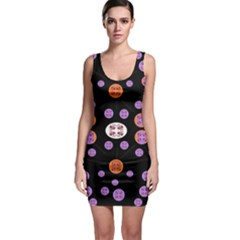 Alphabet Shirtjhjervbret (2)fvgbgnhlluuii Sleeveless Bodycon Dress