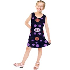 Alphabet Shirtjhjervbret (2)fvgbgnhlluuii Kids  Tunic Dress
