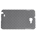 Sports Racing Chess Squares Black White Samsung Galaxy Note 1 Hardshell Case View1