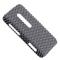 Sports Racing Chess Squares Black White HTC Evo 3D Hardshell Case  View5