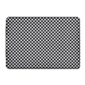 Sports Racing Chess Squares Black White Kindle 4 View1