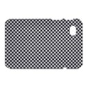 Sports Racing Chess Squares Black White Samsung Galaxy Tab 7  P1000 Hardshell Case  View1
