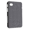 Sports Racing Chess Squares Black White Samsung Galaxy Tab 7  P1000 Hardshell Case  View2