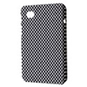 Sports Racing Chess Squares Black White Samsung Galaxy Tab 7  P1000 Hardshell Case  View3