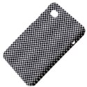 Sports Racing Chess Squares Black White Samsung Galaxy Tab 7  P1000 Hardshell Case  View4