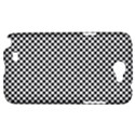 Sports Racing Chess Squares Black White Samsung Galaxy Note 2 Hardshell Case View1