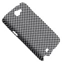 Sports Racing Chess Squares Black White Samsung Galaxy Note 2 Hardshell Case View5