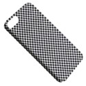 Sports Racing Chess Squares Black White Apple iPhone 5 Classic Hardshell Case View5