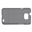 Sports Racing Chess Squares Black White Samsung Galaxy S II i9100 Hardshell Case (PC+Silicone) View1