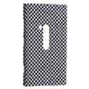 Sports Racing Chess Squares Black White Nokia Lumia 920 View2