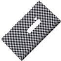 Sports Racing Chess Squares Black White Nokia Lumia 920 View4