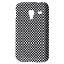 Sports Racing Chess Squares Black White Samsung Galaxy Ace Plus S7500 Hardshell Case View3
