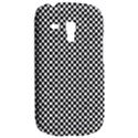 Sports Racing Chess Squares Black White Samsung Galaxy S3 MINI I8190 Hardshell Case View2